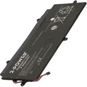 2-POWER Baterie 14,8V 3380mAh pro Toshiba KIRA-10D, KIRA-101, KIRA-102, KIRA-107, KIRA-108