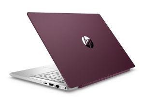 HP Pavilion 14-ce1004nc FHD i3-8145U/4GB/1TB/2RServis/W10-burgundy