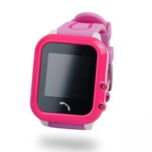 Chytré hodinky, Xblitz Find me, SIM, Sportovní, růžové