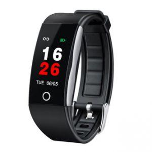Chytré hodinky, Z6, Android / iOS, Bluetooth, černé