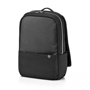 """Batoh na notebook 15,6"""", Pavilion Accent, černo-stříbrný z nylonu, HP"""