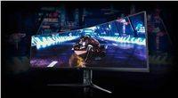 "ASUS ROG STRIX Curved XG49VQ, 49"" DFHD (3840x1440) Gaming monitor, VA, up to 144Hz, 125%"