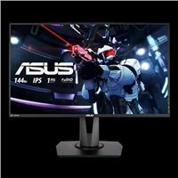 "ASUS MT 27"" VG279Q FHD 1920 x 1080 Gaming  IPS 144Hz 1ms MPRT DP HDMI DVI FreeSync Low Bl"