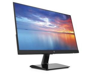 """HP LCD 24 m/23,8""""/1920x1080 IPS AG/16:9/1000:1/250cd/14ms/1xVGA/1xHDMI 1.4/Black"""