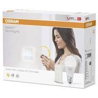 OSRAM Smart+ Startovací sada - žárovka LED DIM + bezdr. přepínač MINI bílá, LIGHTIFY  DIM