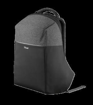 """TRUST TRUNox Anti-theft Backpack for 16"""" laptops - black"""