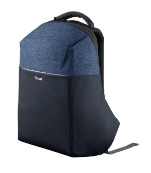 "TRUST TRUNox Anti-theft Backpack for 16"" laptops - blue"