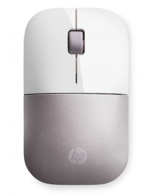 HP Z3700 Wireless Mouse - White/Pink