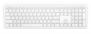 HP, Bezdrátová klávesnice Pavilion 600 -  bílá CZ