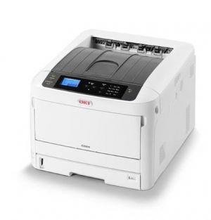 OKI C824n barevná laserová tiskárna A4/A3 - 26/14ppm, ProQ2400, USB, LAN