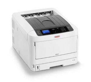 OKI C834dnw barevná laserová tiskárna A4/A3 - 36/20ppm, ProQ2400, USB, LAN, DUPLEX, WIFI