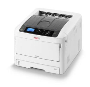 OKI C844dnw barevná laserová tiskárna A4/A3 - 36/20ppm, 1200dpi, USB, LAN, DUPLEX, WIFI
