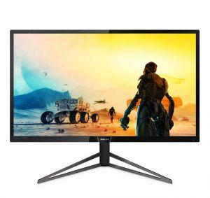 """Philips LCD 326M6VJRMB 31,5"""" MVA 4K/3840x2160@60Hz/80M:1/4ms/600 cd/m2/3xHDMI/DP/4xUSB 3."""