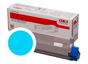 OKI cyan toner do C834/C844 (10 000 stránek)