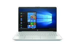 HP Laptop 15-dw0003nc, Pentium Gold 4417U, 15.6 FHD/TN, 4GB, SSD 256GB, W10, 2y, Natural S
