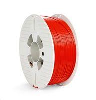 VERBATIM 3D Printer Filament PET-G 1.75mm 1000g red
