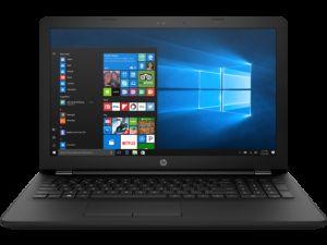 """HP 15-rb053nc/ A4-9120/ 4GB DDR4/ 128GB SSD/ Radeon R3/ 15,6"""" HD SVA/ DVD-RW/ W10H/ Černý"""
