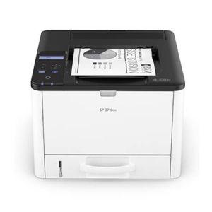 RICOH SP 3710DN - 32 str/min, Mono A4 tiskárna, 128MB, ADF, LAN, WiFi
