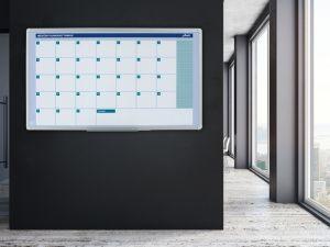 Plánovací tabule AVELI, měsíční, 90x60 cm