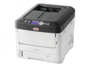 OKI C712n Tiskárna A4 barevná ProQ2400, 36/34ppm PCL5c,PS3 barevná LED tiskárna
