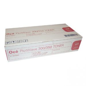 OCÉ originální toner 1060074426 black OCÉ Plotwave 300, 2x400g