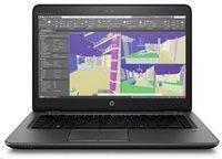 HP ZBook 14u G4 i5-7200U 14 FHD,1x8GB DDR4, 500GB , Intel HD+AMD FirePro W4190M/2GB, WiFi