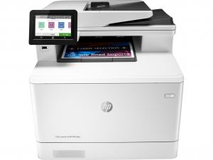 HP Color LaserJet Pro MFP M479fdw (A4, 27/27ppm, USB 2.0, Ethernet, Print/Scan/Copy/Fax,