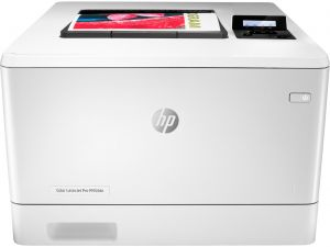 HP LaserJet Pro 400 color M454dn (A4, 27/27 ppm, USB 2.0, Ethernet, Duplex)