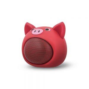 Bluetooth reproduktor Forever ABS-100 tmavě růžový