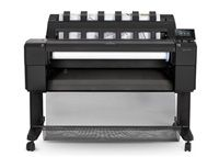 "HP DesignJet T930 36"" Printer (A0+, USB 2.0, Ethernet)"