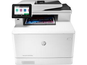 HP Color LaserJet Pro MFP M479fdn (A4, 27/27ppm, USB 2.0, Ethernet, Print/Scan/Copy/Fax, D
