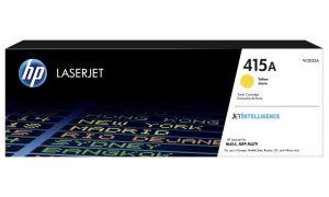 HP originální toner 415A Yellow/Žlutá LaserJet Pro M454dn,M454dw,MFP M479fdn,MFP M479fdw