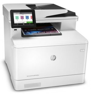 HP Color LaserJet Pro MFP M479dw (A4, 27/27ppm, USB 2.0, Ethernet, Wi-Fi, Print/Scan/Copy