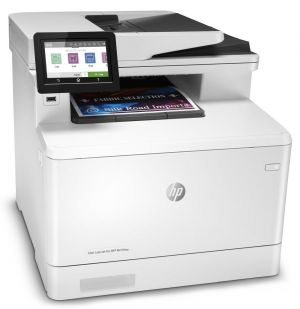 HP Color LaserJet Pro MFP M479fnw A4, 27/27ppm, USB 2.0, Ethernet, Wi-Fi, Print/Scan/Cop