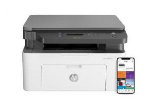 HP Laser 135W Multifunkční tiskárna A4 20str/min, USB, Wi-Fi