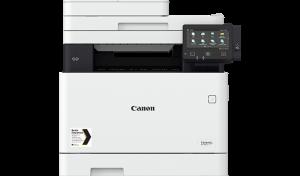 CANON i-SENSYS MF744Cdw - PSCF/A4/WiFi/LAN/SEND/DADF/duplex/PCL/PS3/colour/27ppm