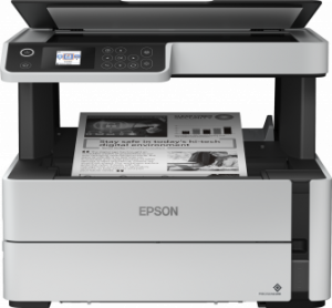 EPSON EcoTank M2170 3v1 A4, 39ppm USB, Ethernet, Wi-Fi (Direct), Duplex,  Mono multifunkce