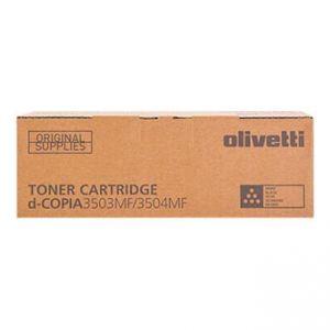 OLIVETTI originální toner B1011, black, 7200str., OLIVETTI D Copia 3503, 3504 MF