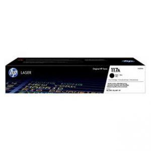 HP 117A Toner Černý/Black 1 000str. pro HP 150a, 150nw, HP Color Laser MFP 178nw
