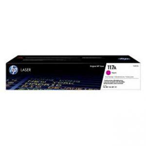 HP 117A Toner Červený/Magenta 700str. pro HP 150a, 150nw, HP Color Laser MFP 178nw