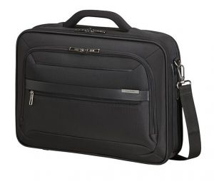 "Samsonite Vectura EVO OFFICE CASE PLUS 17.3"" Black"