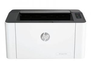 HP Laser 107W - (20str/min, A4, USB, Wi-Fi) černobílá laserová tiskárna