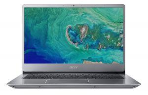 "Acer Swift 3 - 14""/4417U/2*4G/256SSD/W10 stříbrný"