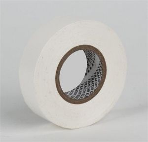 Izolační páska, PVC, 20x19 mm, bílá
