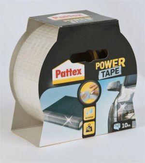 """Universální lepící páska, 50 mm x 10 m, HENKEL """"Pattex Power Tap"""", průhledná"""