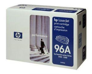 Originální tonerová cartridge HP C4096A - poškození obalu kategorie B (viz. popis)