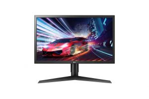 "LG 24GL650-B.AEU 24"" TN FHD 1920x1080/16:9/300cdm/1ms/HDMI/DP/FreeSync/144Hz/Pivot"