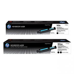 HP 103AD Neverstop Toner Reload Kit 2-Pack