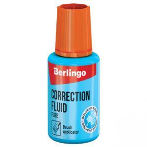 Tekutý korektor Berlingo, 15x20ml, Fuze