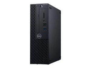 Dell Optiplex 3070 SFF, i3-9100, 8GB, 256GB SSD, Intel UHD 630, DVD RW, Kb, W10Pro, 3Y Bas